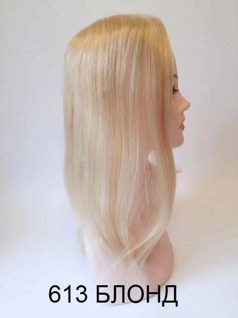 НАТУРАЛЬНЫЕ НАКЛАДНЫЕ ВОЛОСЫ RP 06 блонд