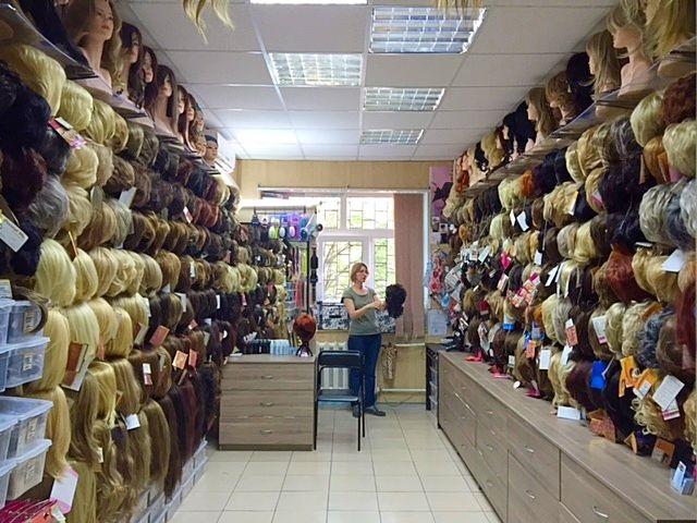 Магазин париков в Москве метро Каширская
