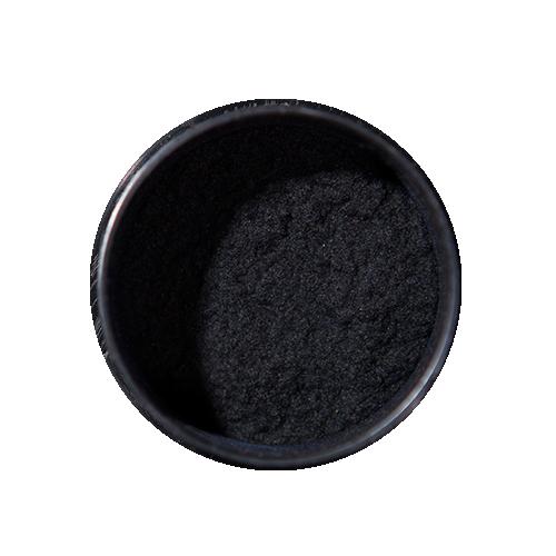 Пудра загуститель для волос цвет черный