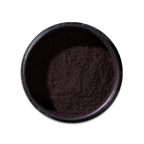 Пудра загуститель для волос цвет темно-коричневый