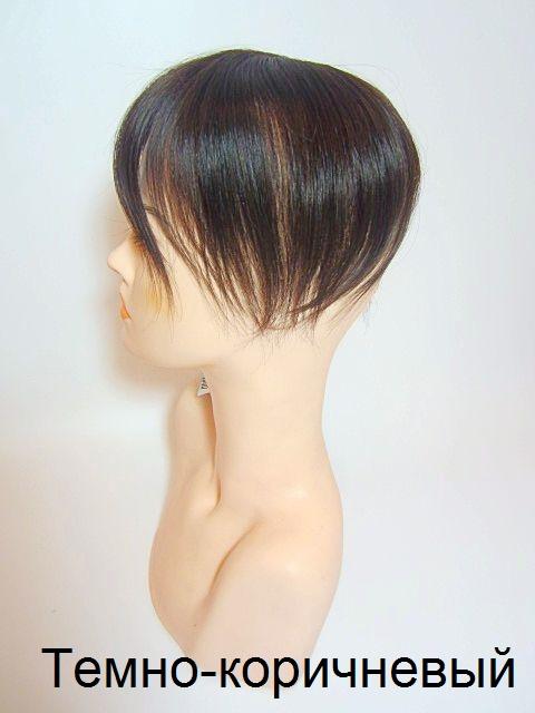 Накладки на волосы натуральные