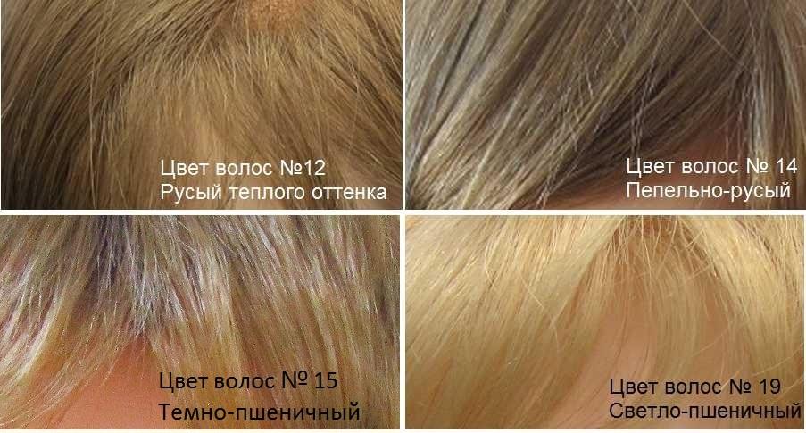Накладка из искусственных волос