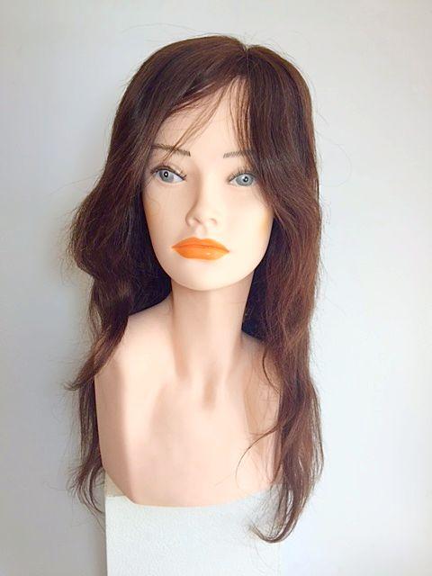 Парики из натуральных волос 1402