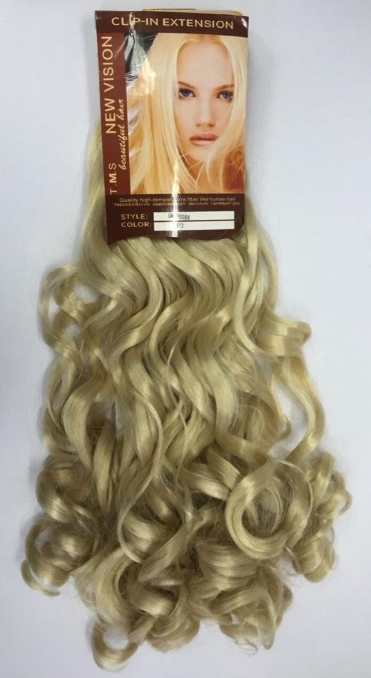 Накладные волосы локоны