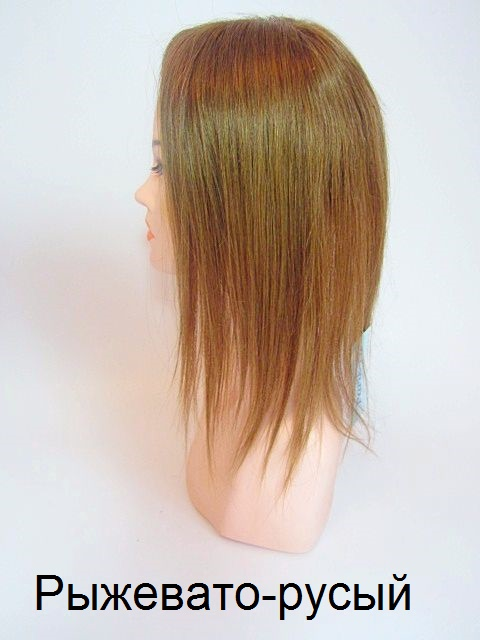Накладные волосы на макушку