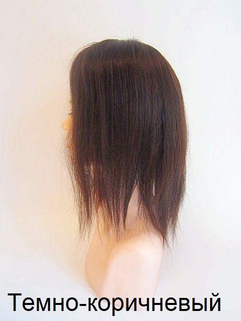 Накладные волосы при алопеции
