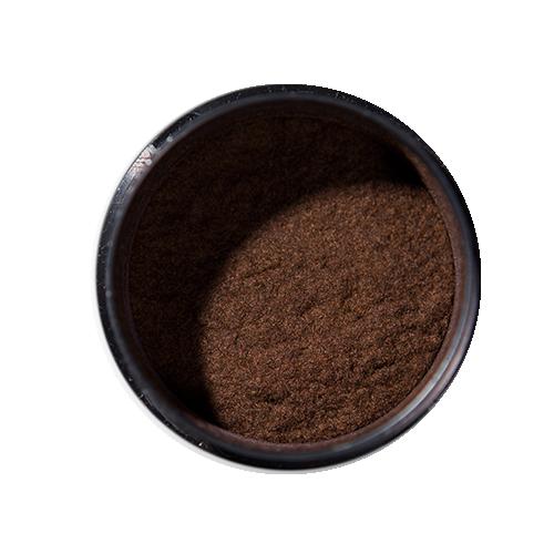 Пудра загуститель для волос цвет коричневый