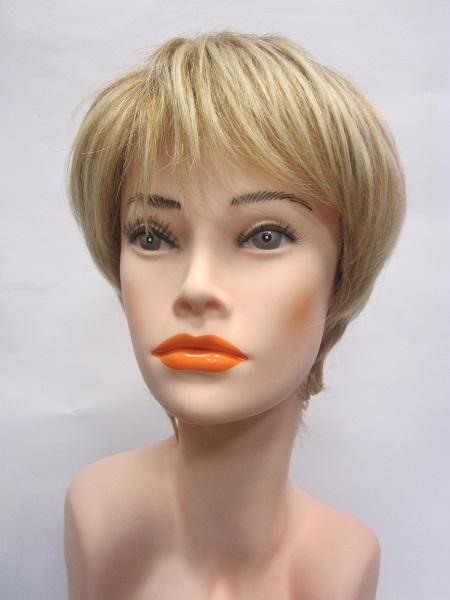 Натуральный парик Stop Mono. Короткая стрижка