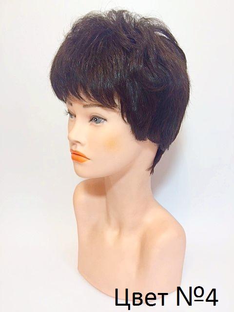 Короткие  парики из натуральных волос 109 Sophie