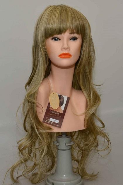 Длинный парик из термоволокна н 4648
