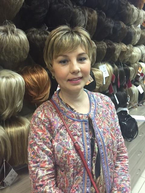 Немецкие парики Ellen Wille отзыв