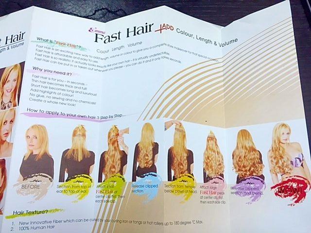 Инструкция по креплению волос на заколках