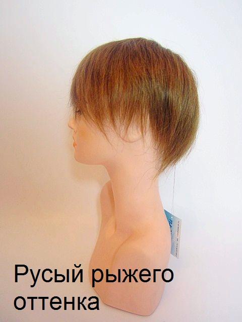 Накладка для волос 1619 рыжий