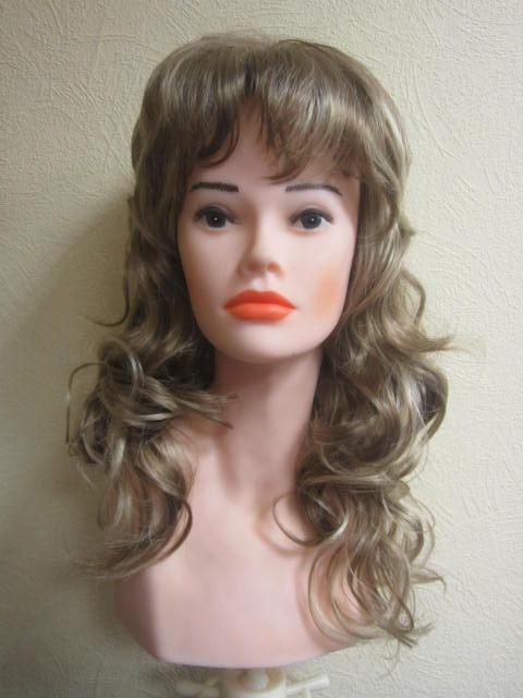 Длинный кудрявый парик 1560AL