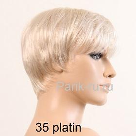 Короткий парик Ellen Wille platin