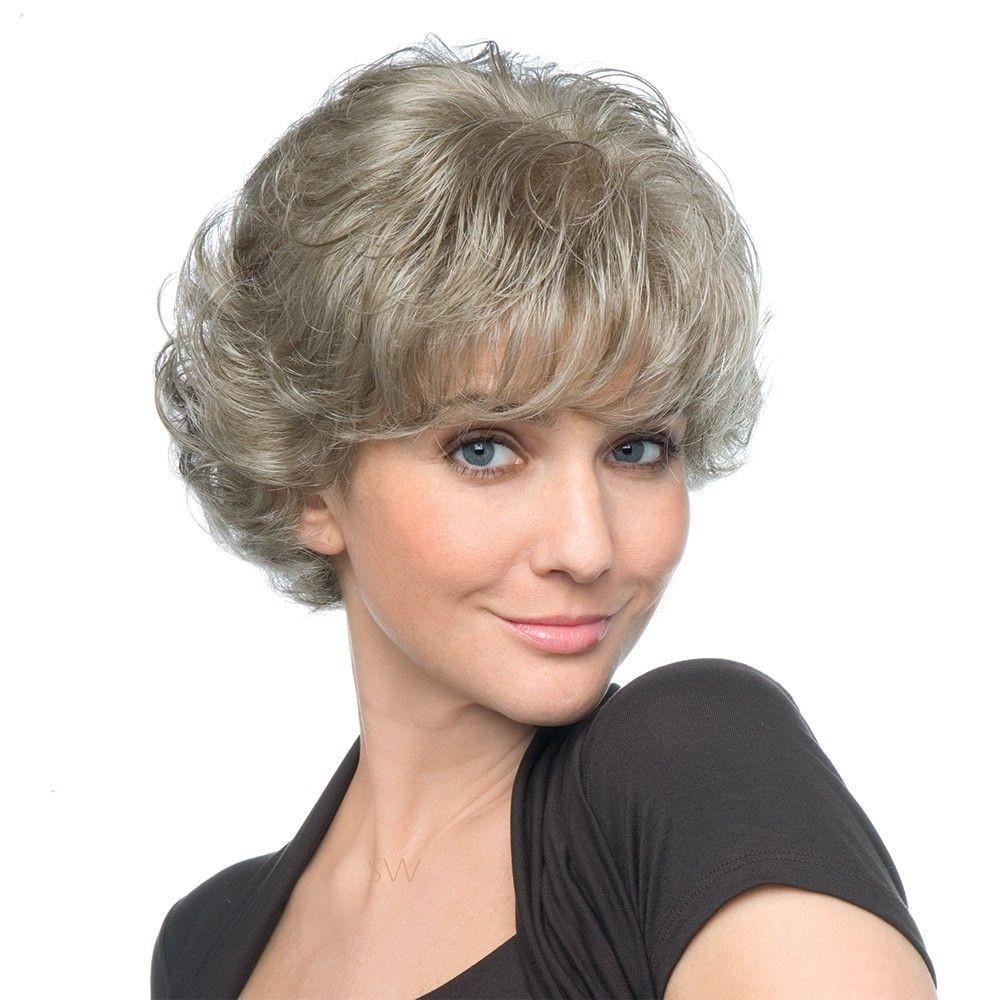 треугольное лицо парик Ellen Wille