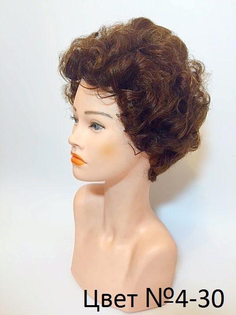 Женский натуральный парик