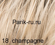 Парик из натуральных волос Award. Цвет champagne