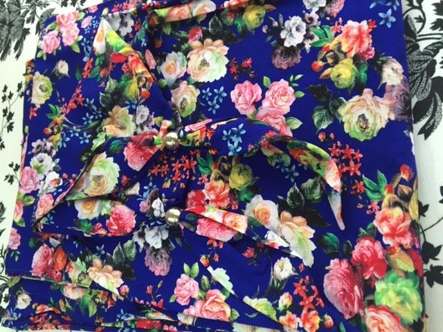 Платок чалма тюрбан расцветки